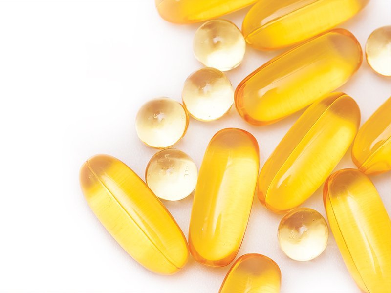 Avoid processed fish body oils and fish liver oils